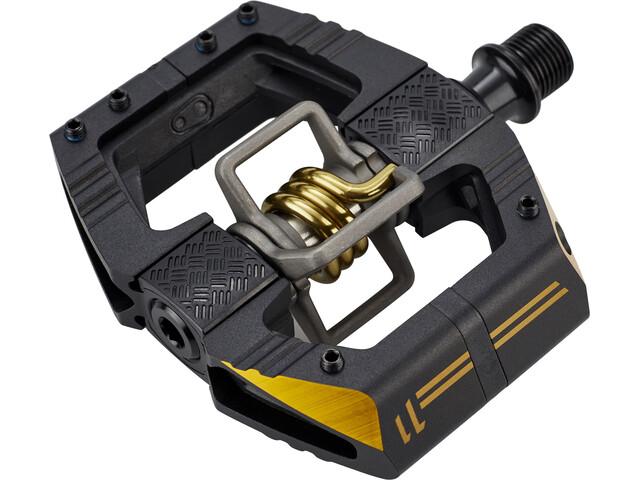 Crankbrothers Mallet Enduro 11 Pedal black/gold